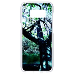 Highland Park 11 Samsung Galaxy S8 White Seamless Case