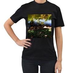 Highland Park 10 Women s T Shirt (black)