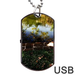 Highland Park 10 Dog Tag Usb Flash (one Side)