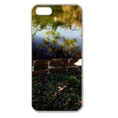 Highland Park 10 Apple Seamless Iphone 5 Case (clear)