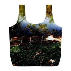 Highland Park 10 Full Print Recycle Bags (l)  by bestdesignintheworld