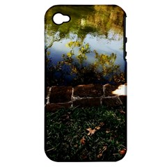 Highland Park 10 Apple Iphone 4/4s Hardshell Case (pc+silicone)