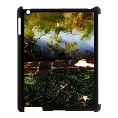 Highland Park 10 Apple Ipad 3/4 Case (black) by bestdesignintheworld