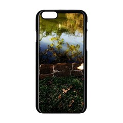 Highland Park 10 Apple Iphone 6/6s Black Enamel Case