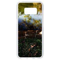 Highland Park 10 Samsung Galaxy S8 White Seamless Case