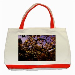 Highland Park 9 Classic Tote Bag (red)
