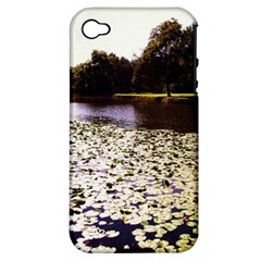 Highland Park 6 Apple Iphone 4/4s Hardshell Case (pc+silicone)
