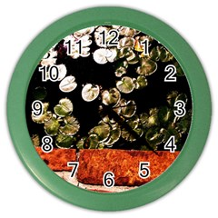 Highland Park 4 Color Wall Clocks