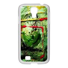 Continental Breakfast 6 Samsung Galaxy S4 I9500/ I9505 Case (white)