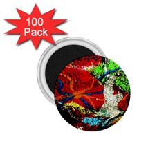 Coffee Land 1 1 75  Magnets (100 Pack)  by bestdesignintheworld