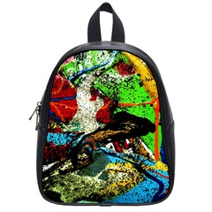 Coffee Land 5 School Bag (small)