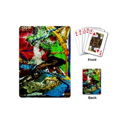 Coffee Land 5 Playing Cards (mini)