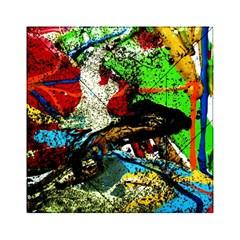 Coffee Land 5 Acrylic Tangram Puzzle (6  X 6 )