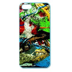 Coffee Land 5 Apple Seamless Iphone 5 Case (color)