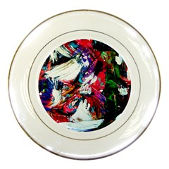 Way In A Tiland Porcelain Plates