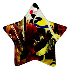 Drama 5 Ornament (star)
