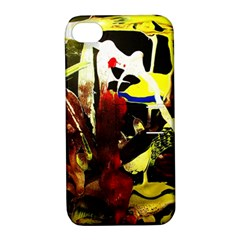 Drama 5 Apple Iphone 4/4s Hardshell Case With Stand