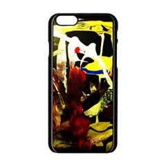 Drama 5 Apple Iphone 6/6s Black Enamel Case