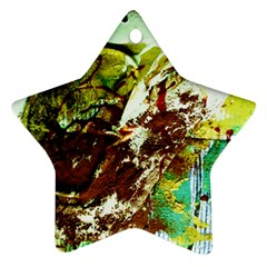 Doves Matchmaking 8 Ornament (star)