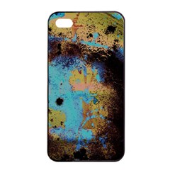 Blue Options 5 Apple Iphone 4/4s Seamless Case (black)