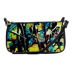 Dance Of Oil Towers 3 Shoulder Clutch Bags
