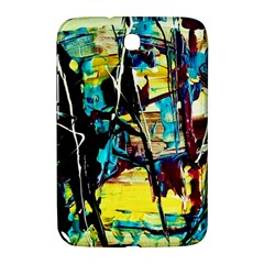 Dance Of Oil Towers 3 Samsung Galaxy Note 8 0 N5100 Hardshell Case