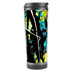 Dance Of Oil Towers 3 Travel Tumbler