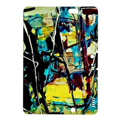 Dance Of Oil Towers 3 Kindle Fire Hdx 8 9  Hardshell Case