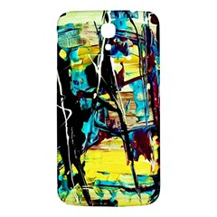 Dance Of Oil Towers 3 Samsung Galaxy Mega I9200 Hardshell Back Case