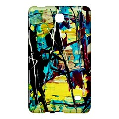 Dance Of Oil Towers 3 Samsung Galaxy Tab 4 (8 ) Hardshell Case