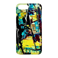 Dance Of Oil Towers 3 Apple Iphone 7 Plus Hardshell Case