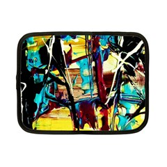 Dance Of Oil Towers 4 Netbook Case (small)