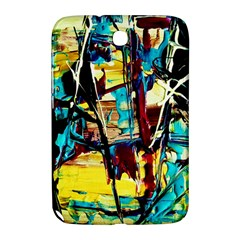 Dance Of Oil Towers 4 Samsung Galaxy Note 8 0 N5100 Hardshell Case