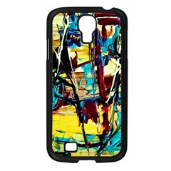 Dance Of Oil Towers 4 Samsung Galaxy S4 I9500/ I9505 Case (black)