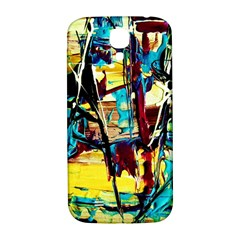 Dance Of Oil Towers 4 Samsung Galaxy S4 I9500/i9505  Hardshell Back Case