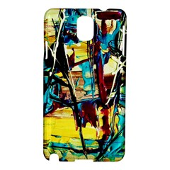 Dance Of Oil Towers 4 Samsung Galaxy Note 3 N9005 Hardshell Case