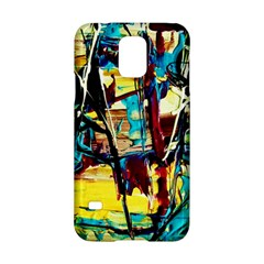Dance Of Oil Towers 4 Samsung Galaxy S5 Hardshell Case