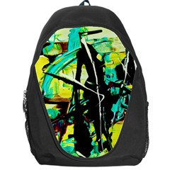 Dance Of Oil Towers 5 Backpack Bag