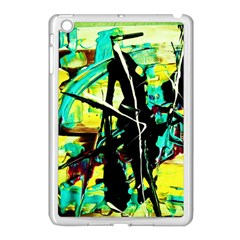 Dance Of Oil Towers 5 Apple Ipad Mini Case (white)