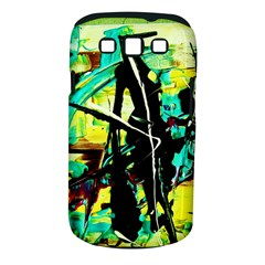 Dance Of Oil Towers 5 Samsung Galaxy S Iii Classic Hardshell Case (pc+silicone)