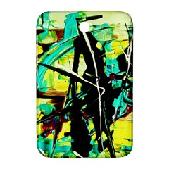 Dance Of Oil Towers 5 Samsung Galaxy Note 8 0 N5100 Hardshell Case