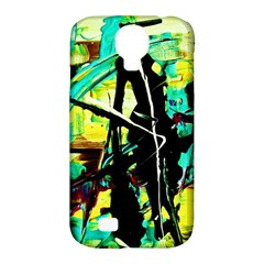 Dance Of Oil Towers 5 Samsung Galaxy S4 Classic Hardshell Case (pc+silicone)