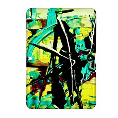 Dance Of Oil Towers 5 Samsung Galaxy Tab 2 (10 1 ) P5100 Hardshell Case
