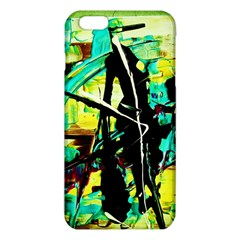 Dance Of Oil Towers 5 Iphone 6 Plus/6s Plus Tpu Case