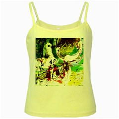 Doves Matchmaking 12 Yellow Spaghetti Tank