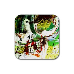 Doves Matchmaking 12 Rubber Coaster (square)