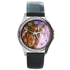 Close To Pinky,s House 12 Round Metal Watch by bestdesignintheworld