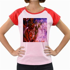 Close To Pinky,s House 12 Women s Cap Sleeve T Shirt