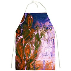 Close To Pinky,s House 12 Full Print Aprons