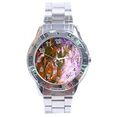 Close To Pinky,s House 12 Stainless Steel Analogue Watch by bestdesignintheworld